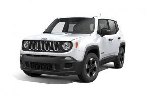 Jeep Renegade SUV 1.6 Multijet II 120hp Longitude