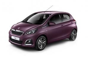 Peugeot 108 Hatchback 3 Door Hatch 1.0 72 Access