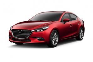 Mazda 3 Fastback