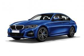 BMW 3 Series Saloon 320d 2.0 M Sport