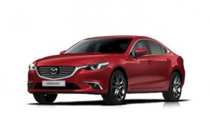 Mazda 6 Saloon 4 Door Saloon 2.0 145ps SE