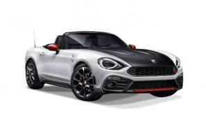 Fiat Abarth 124 Spider Roadster