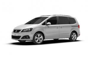 SEAT Alhambra Minivan