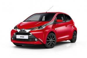 Toyota Aygo Hatchback