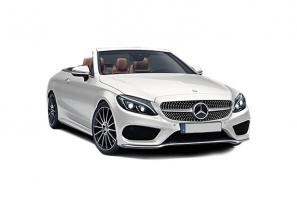 Mercedes C-Class Cabriolet C200 Cabriolet 2.0 AMG Line
