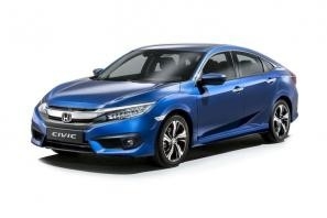 Honda Civic Saloon