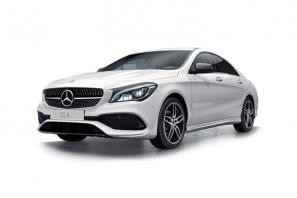 Mercedes CLA-Class Saloon CLA 180 Coupe 1.6 AMG Line Edition