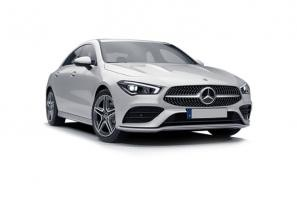 Mercedes CLA-Class Coupe