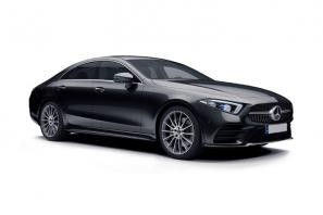 Mercedes CLS-Class Coupe