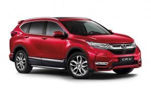 Honda CR-V SUV 5 Door 2.0 i-MMD Hybrid S E-Cvt 2WD