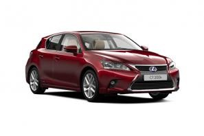 Lexus CT Hatchback 200h 5 Door 1.8 F-Sport E-Cvt