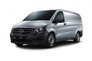 Mercedes eVito Van