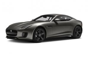 Jaguar F-Type Coupe