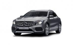 Mercedes GLA-Class