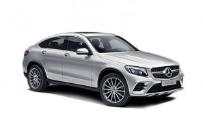 Mercedes GLC-Class Coupe