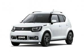 Suzuki Ignis Hatchback