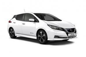 Nissan Leaf Hatchback 5 Door Hatch Visia 40KW