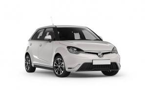 MG Motor UK 3 Hatchback