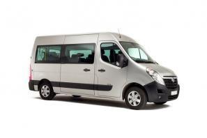 Vauxhall Movano Van