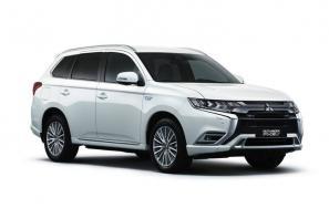 Mitsubishi Outlander SUV 5 Door 2.4 Phev Juro Auto