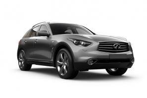 Infiniti QX70 Estate