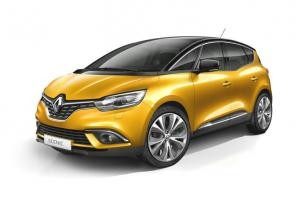 Renault Scenic Minivan