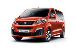 Peugeot Traveller Minivan