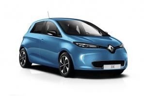 Renault Zoe Hatchback 5 Door Hatch I Expression Nav Auto