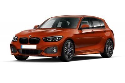 BMW 1 Series lease car