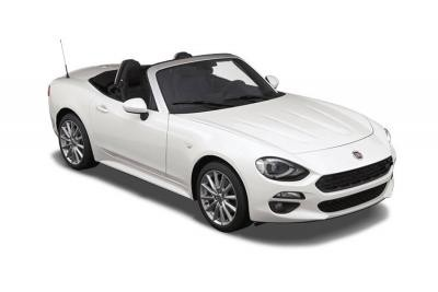 Fiat 124 Spider lease car