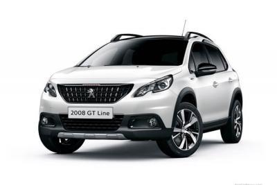 Peugeot 2008 lease car