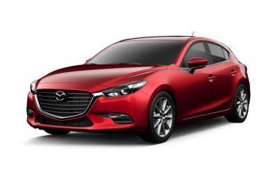 Mazda 3 lease car