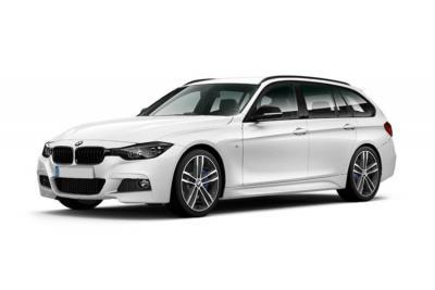 BMW 3 Series lease car