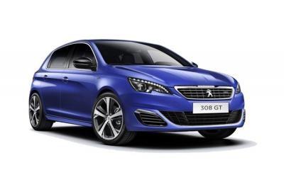 Peugeot 308 lease car