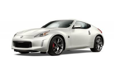 Nissan 370Z lease car