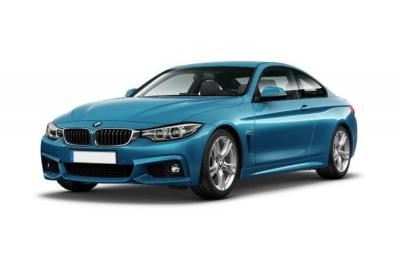 BMW 4 Series lease car