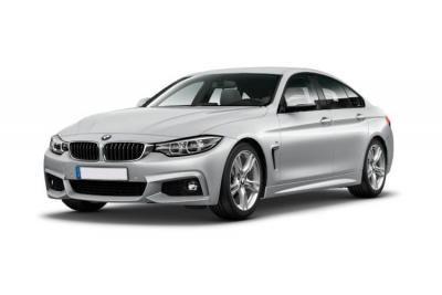 BMW 4 Series lease car