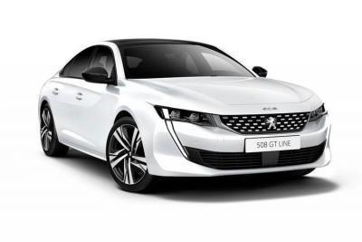 Peugeot 508 lease car
