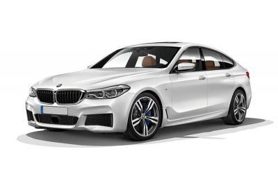 BMW 6 Series lease car
