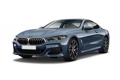 BMW 8 Series lease car