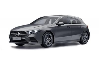 Mercedes A-Class lease car