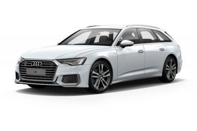Audi A6 lease car
