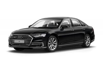 Audi A8 lease car