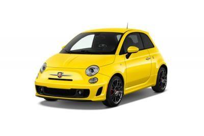 Fiat Abarth lease car
