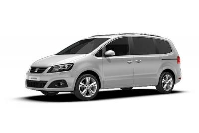 SEAT Alhambra lease car