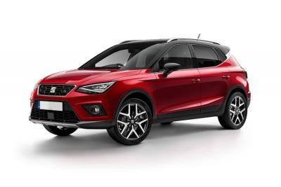 SEAT Arona lease car