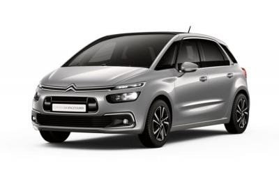 Citroen C4 Spacetourer lease car