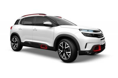 Citroen C5 Aircross lease car
