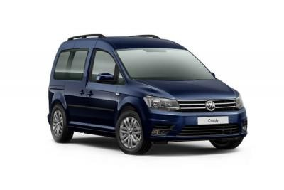 Volkswagen Caddy Maxi Life lease car