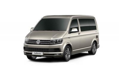Volkswagen California lease car